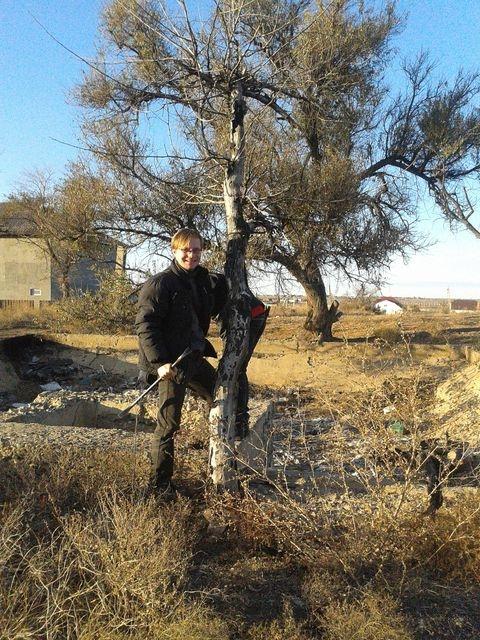 отчет о прогулке по руинам близ станции Трусово Астрахань
